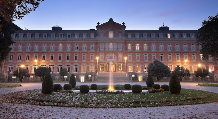 vidago palace, luxury hotel in portugal, leading hotels of the world, wine travel destinayion