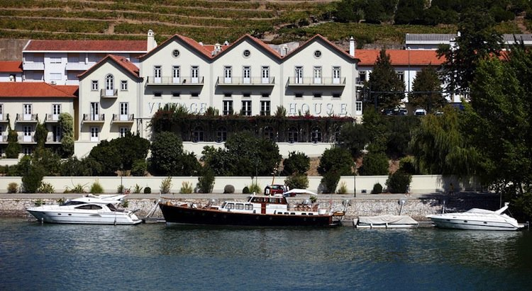 wine travel destinations, douro valley, douro region, vintage house hotel, hotels in douro, luxury hotel, easter getaway