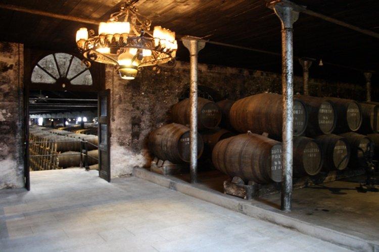 Real Companhia Velha, wine tasting, port wine cellars tour.jpg