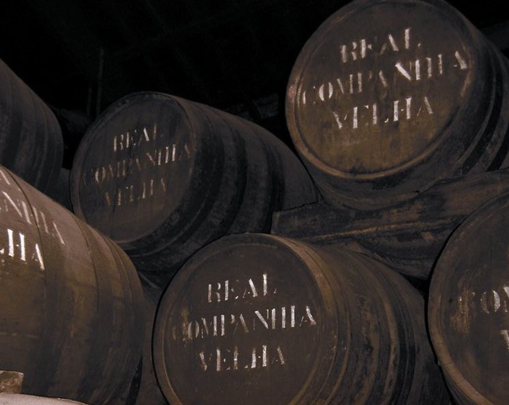 real compnhia velha wine tasting tour porto
