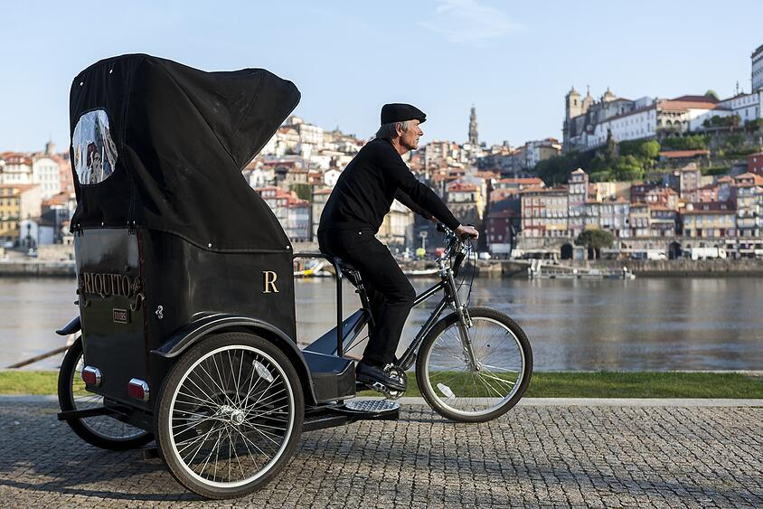 Riquitó Ride - Exclusive Tours by WINTP in Porto
