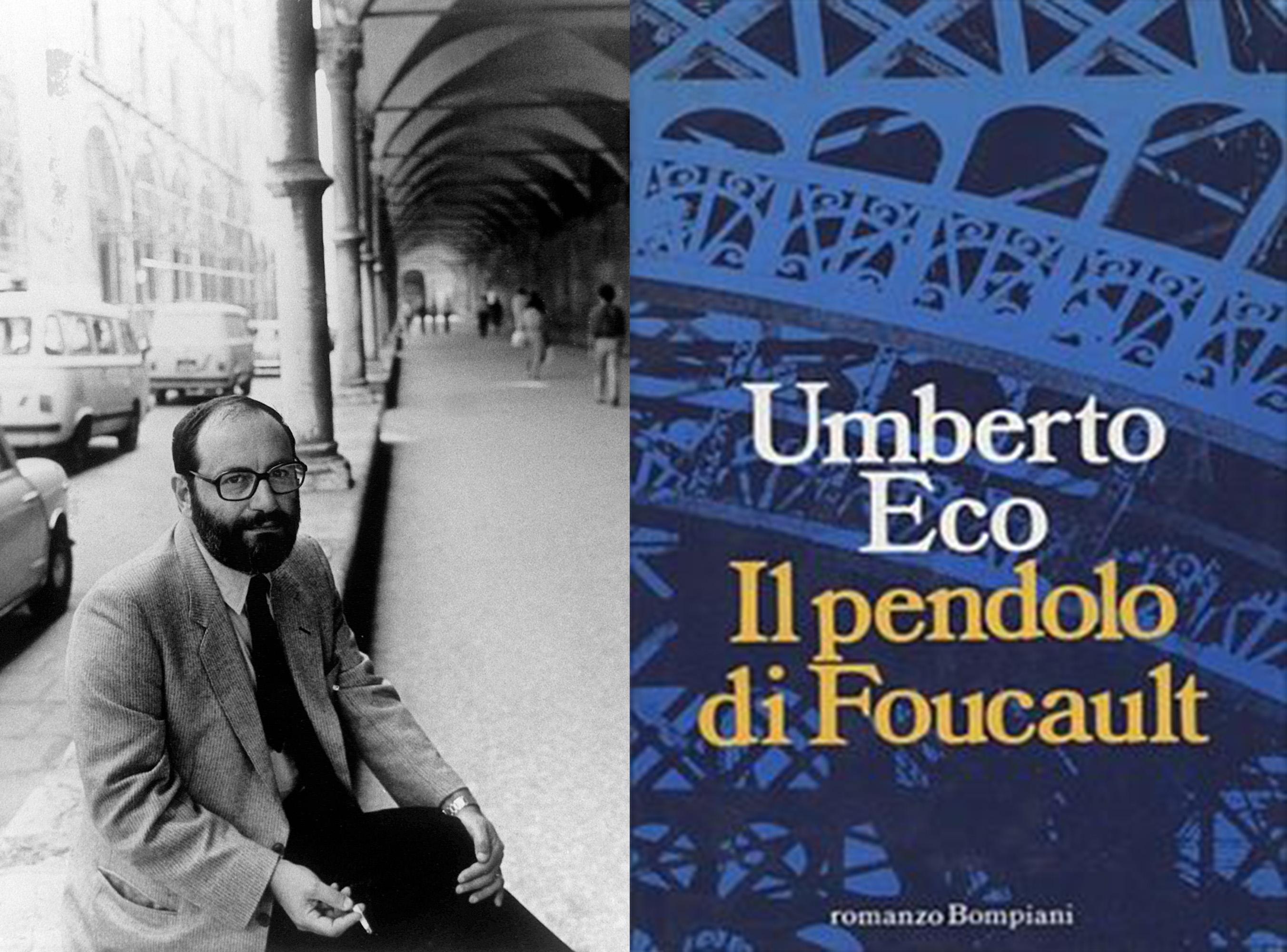 Umberto Eco Foucault's Pendulum