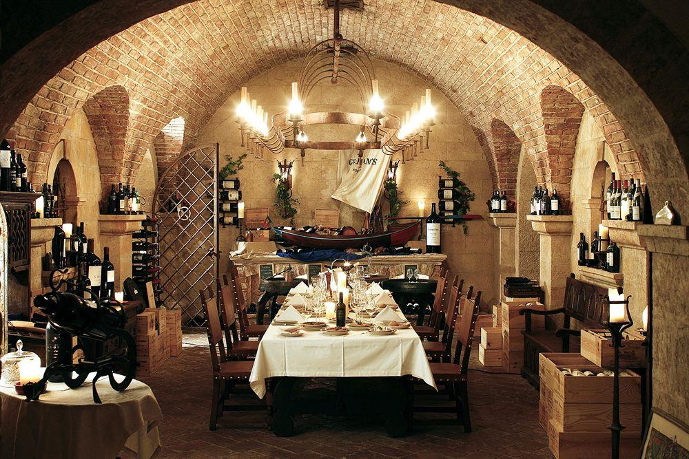 Vila Vita Parc Wine Cellar
