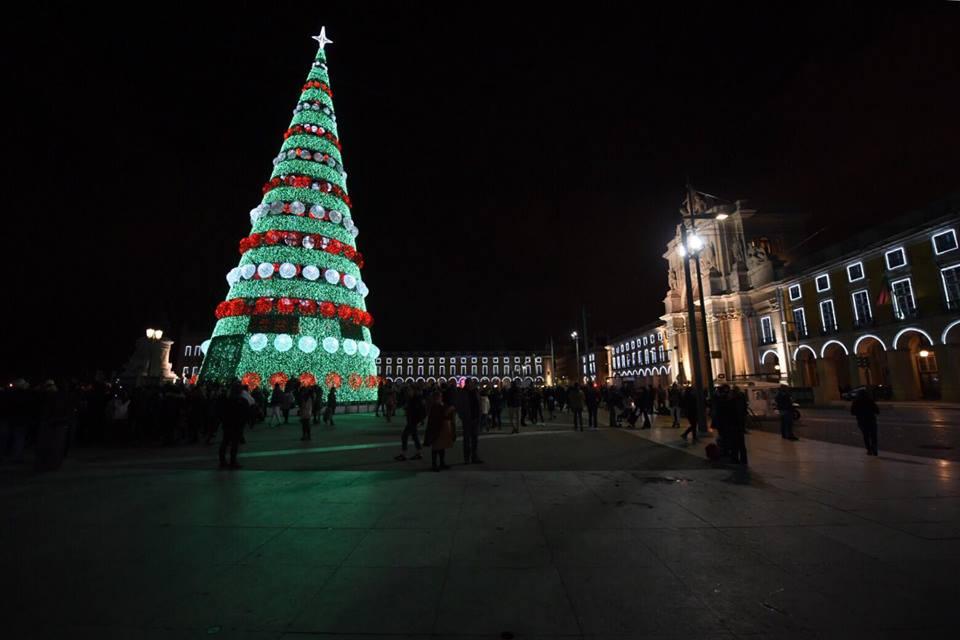 Arvore Natal Lisboa
