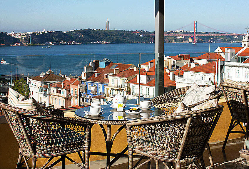 Best Hotels in Portugal - Bairro Alto Hotel