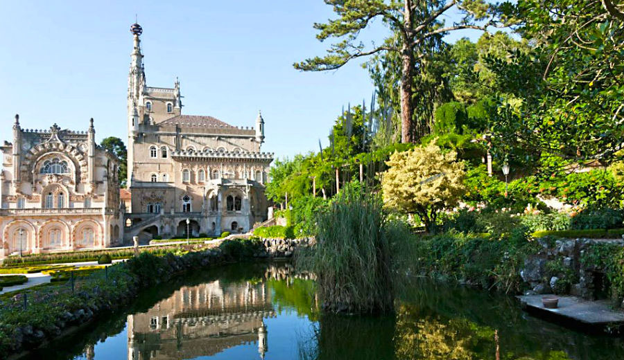 Best Hotels in Portugal - Bussaco Palace Hotel