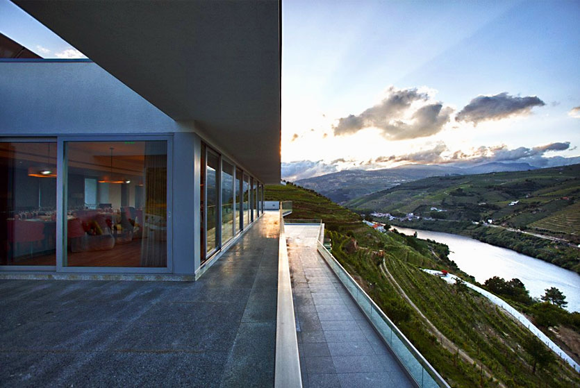 Best Hotels in Portugal - Delfim Douro Hotel