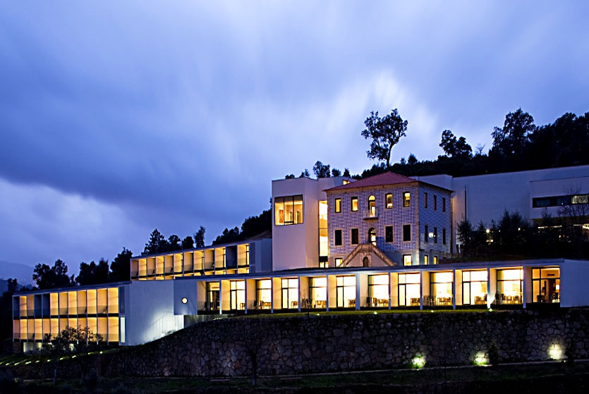 Best Hotels In Portugal Douro Palace Hotel Resort Spa