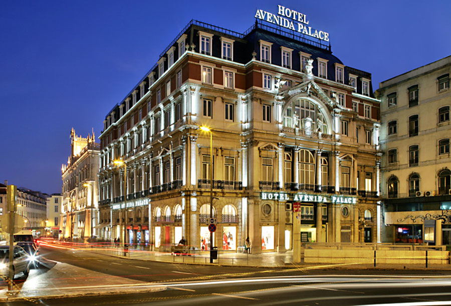 Best Hotels in Portugal - Hotel Avenida Palace