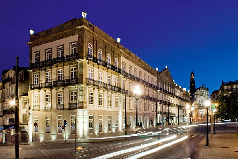 Best Hotels in Portugal - InterContinental Porto - Palácio das Cardosas