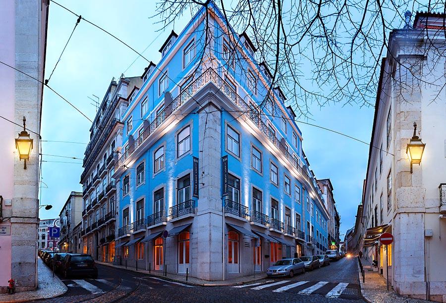 Best Hotels in Portugal - Lisboa Carmo Hotel