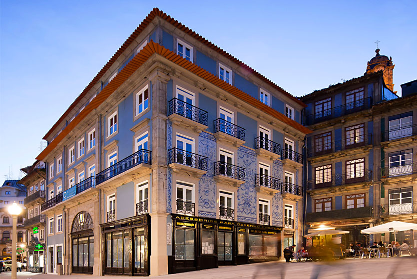 Best Hotels in Portugal - Porto A.S. 1829 Hotel