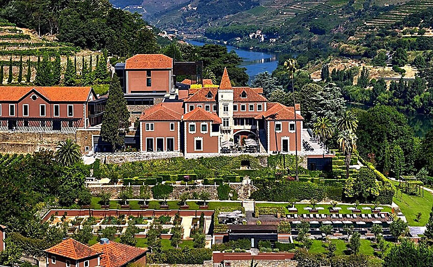 Best Hotels in Portugal - Six Senses Douro Valley
