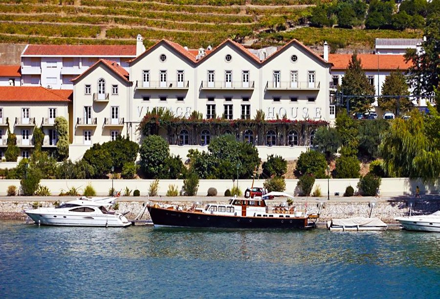 Best Hotels in Portugal - The Vintage House Douro