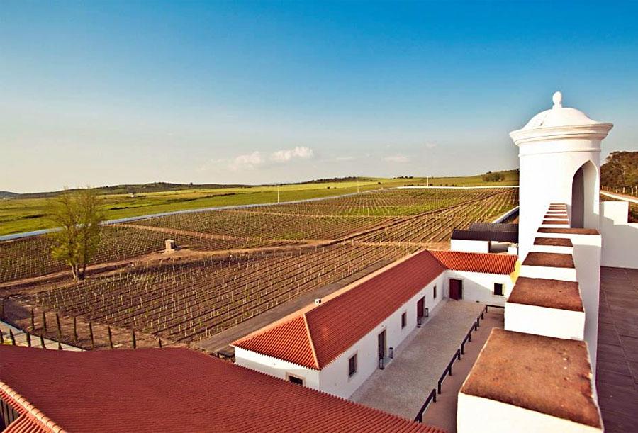 Best Hotels in Portugal - Torre de Palma Wine Hotel