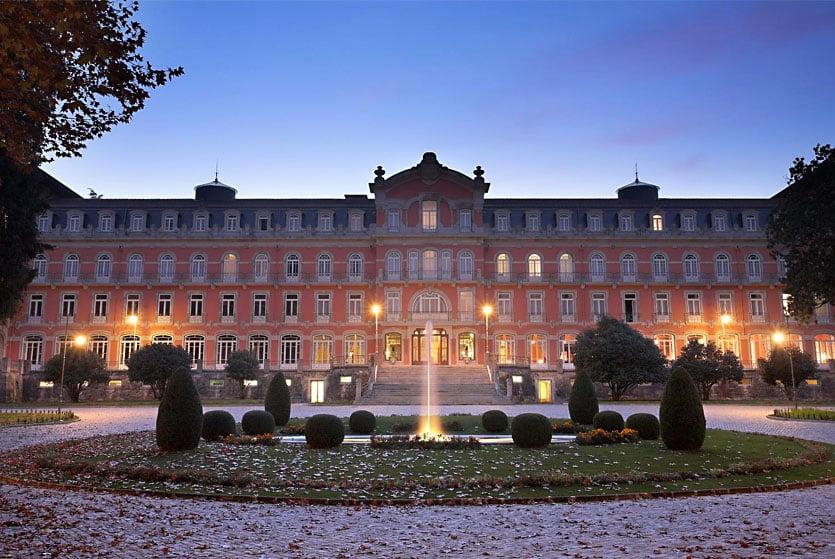 Best Hotels in Portugal - Vidago Palace Hotel