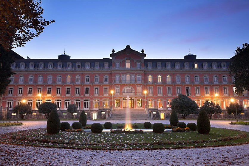 Best Hotels in Portugal - Vidago Palace Hotel