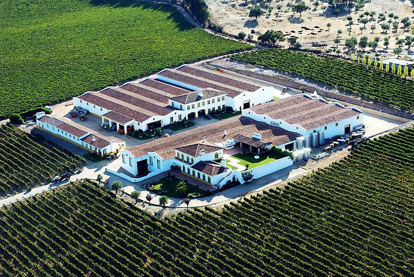 Best Alentejo Wineries - Adega Vila Santa - João Portugal Ramos Wines