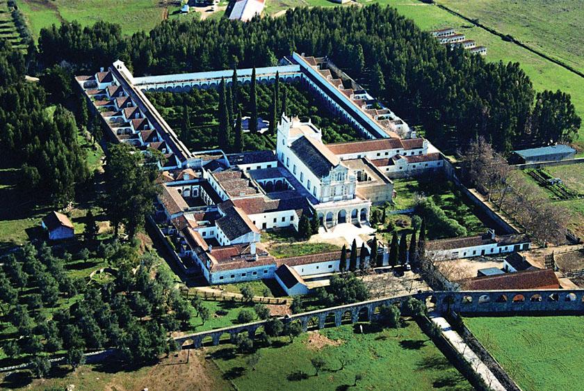 Best Alentejo Wineries - Cartuxa Monestary