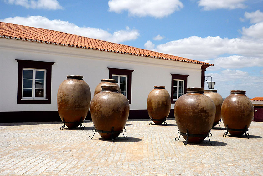 Best Alentejo Wineries - Herdade das Servas