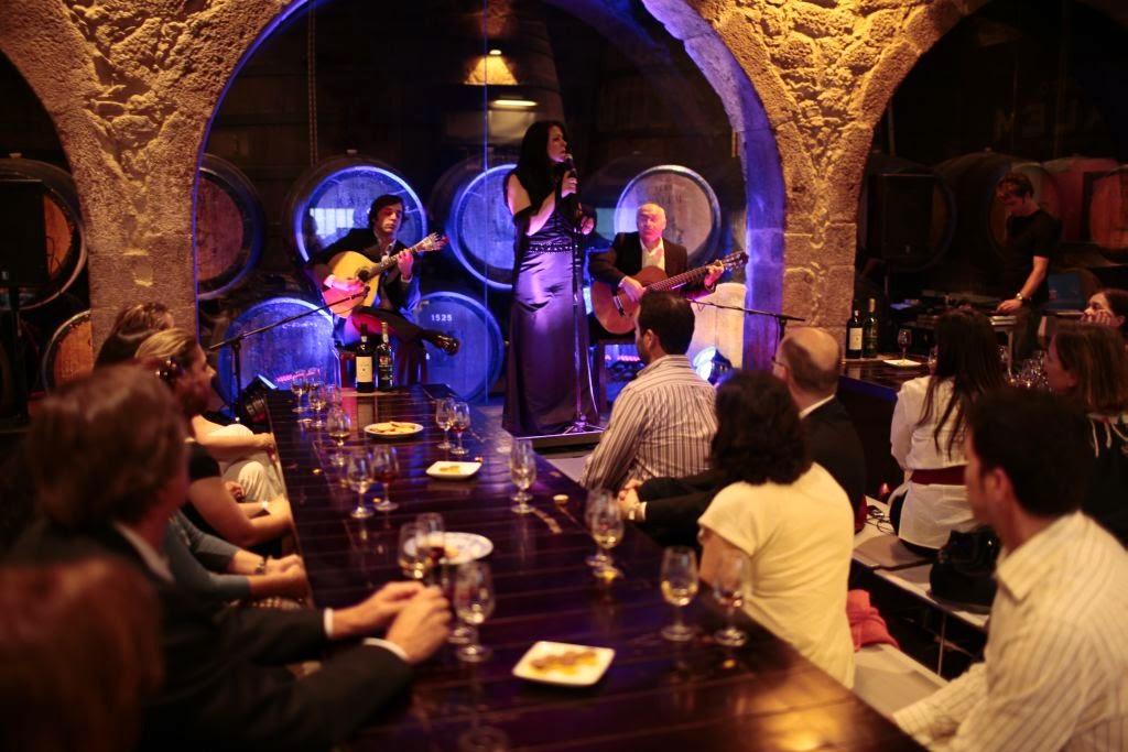 Calem Cellar Wine Tasting with Fado Concert