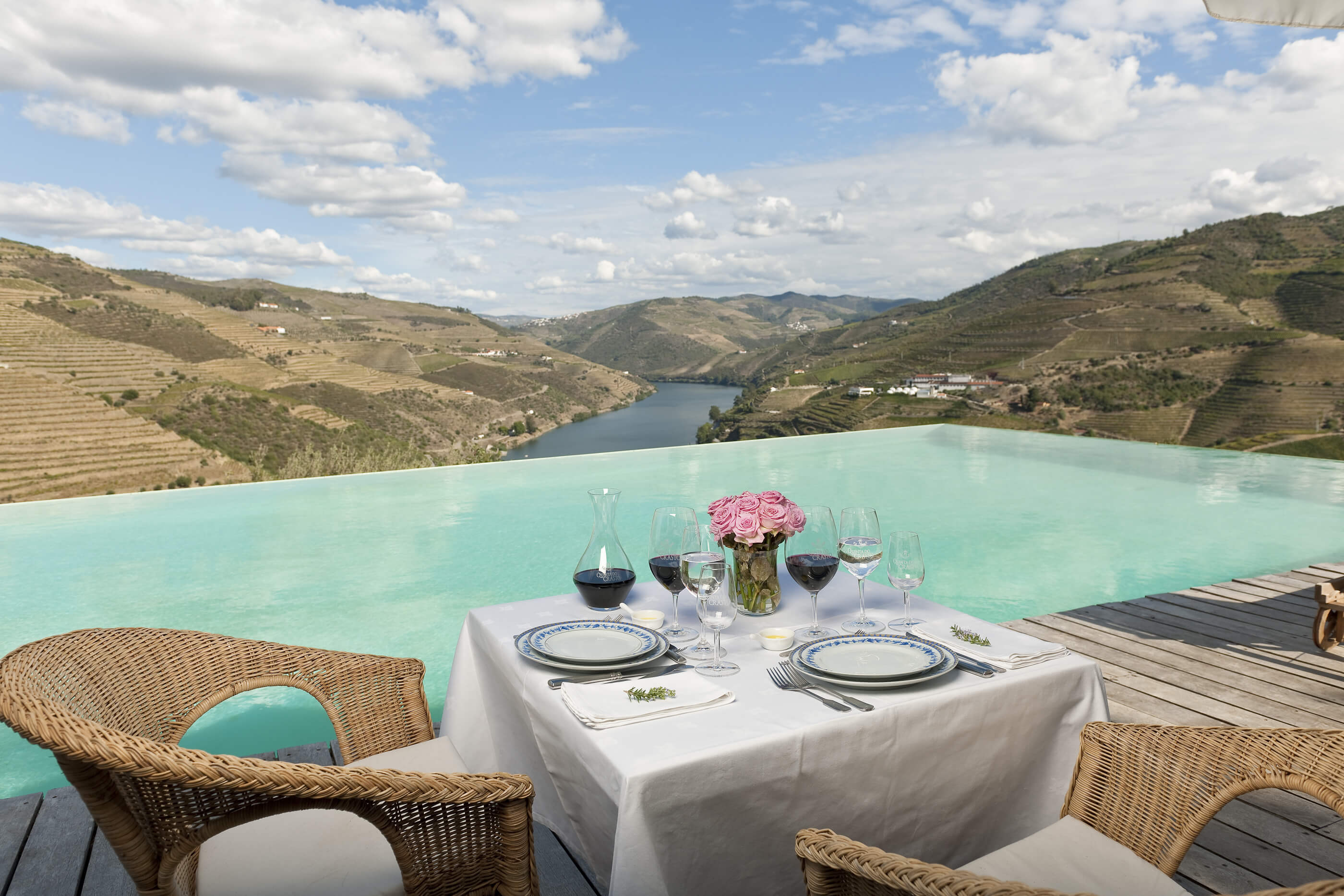 Quinta do Crasto stunning view