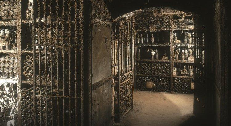 Real Companhia Velha Cellar