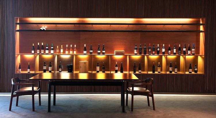 L'AND Vineyards Tasting Room
