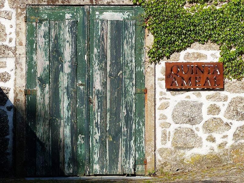 Quinta do Ameal Cellar