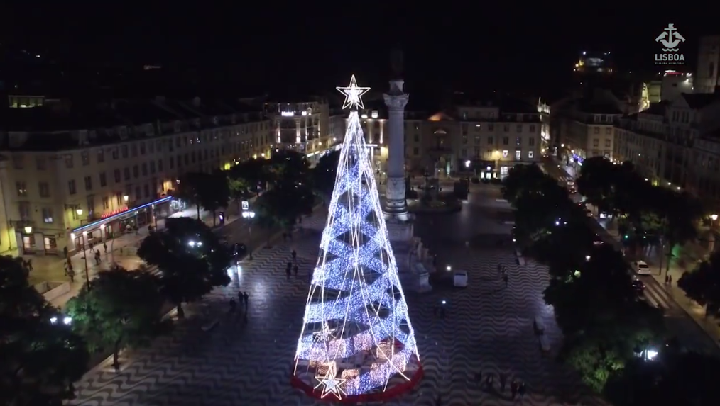New Year's Eve in Lisbon