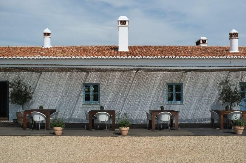 best wine hotels in alentejo