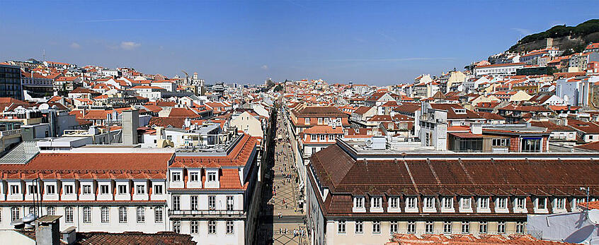 Fall City Breaks in Portugal - Lisbon
