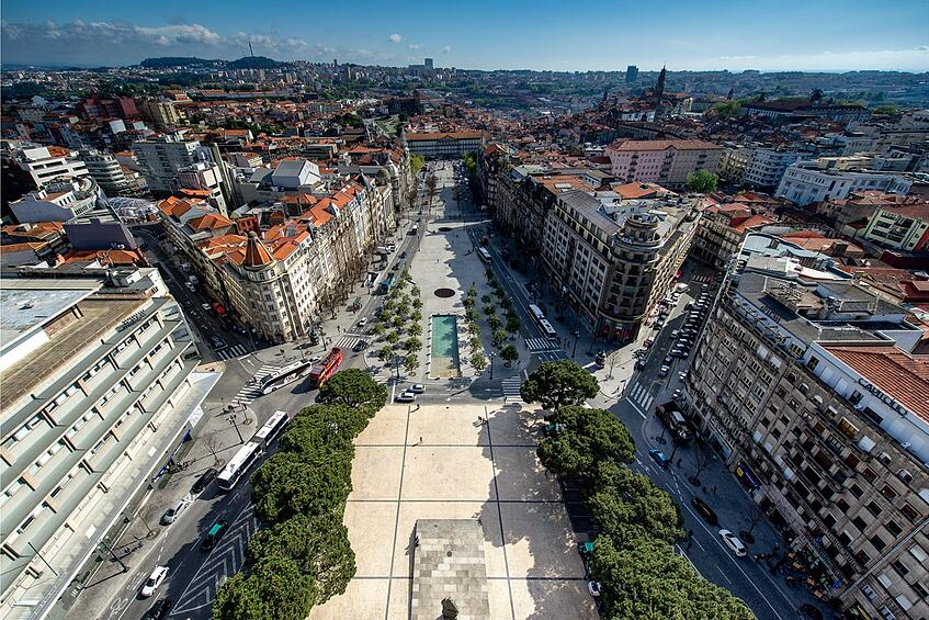 Fall City Breaks in Portugal - Porto City Centre