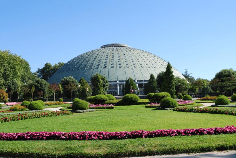 Jardins palácio cristal, things to do in porto, porto attractions