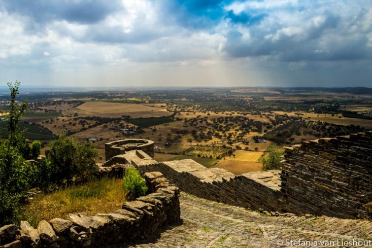 Monsaraz-view, wines of alentejo, best stay in alentejo, wine hotels in alentejo