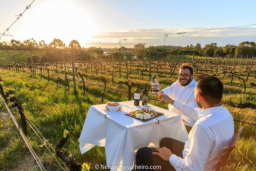 Alentejo Wine Travel Guide - Herdade dos Grous with Chef Rui Prado
