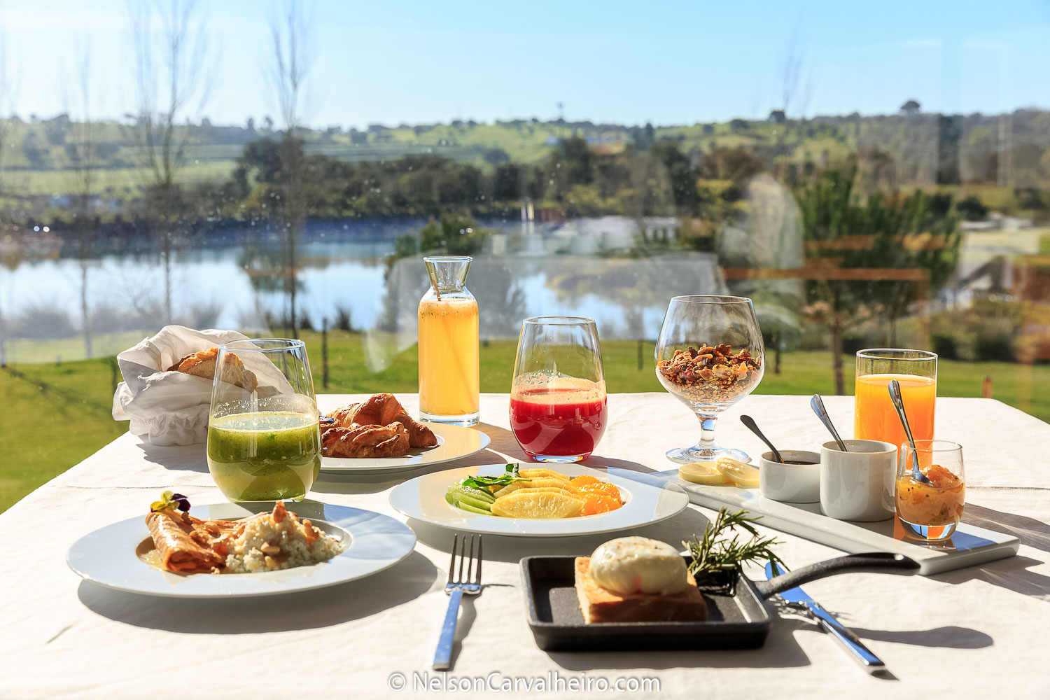 Alentejo Wine Travel Guide - L'AND Vineyards Hotel - Breakfast