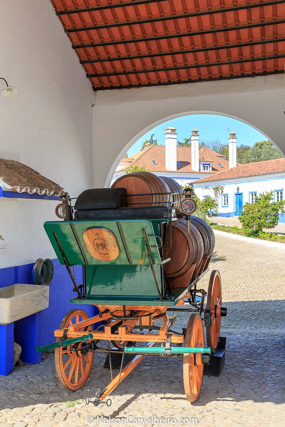 Alentejo Wine Travel Guide - Monte da Ravasqueira Private Collection of Harnesses and Carriages