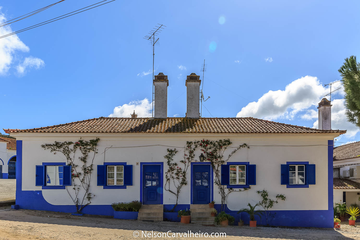 Alentejo Wine Travel Guide - Monte da Ravasqueira - Alentejo's Typical House