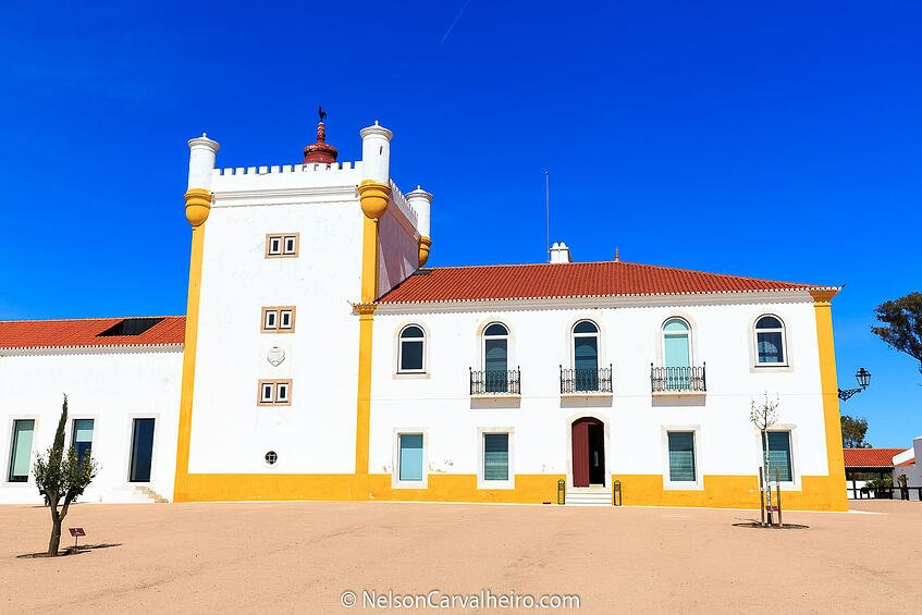 Alentejo Wine Travel Guide - Torre de Palma Wine Hotel