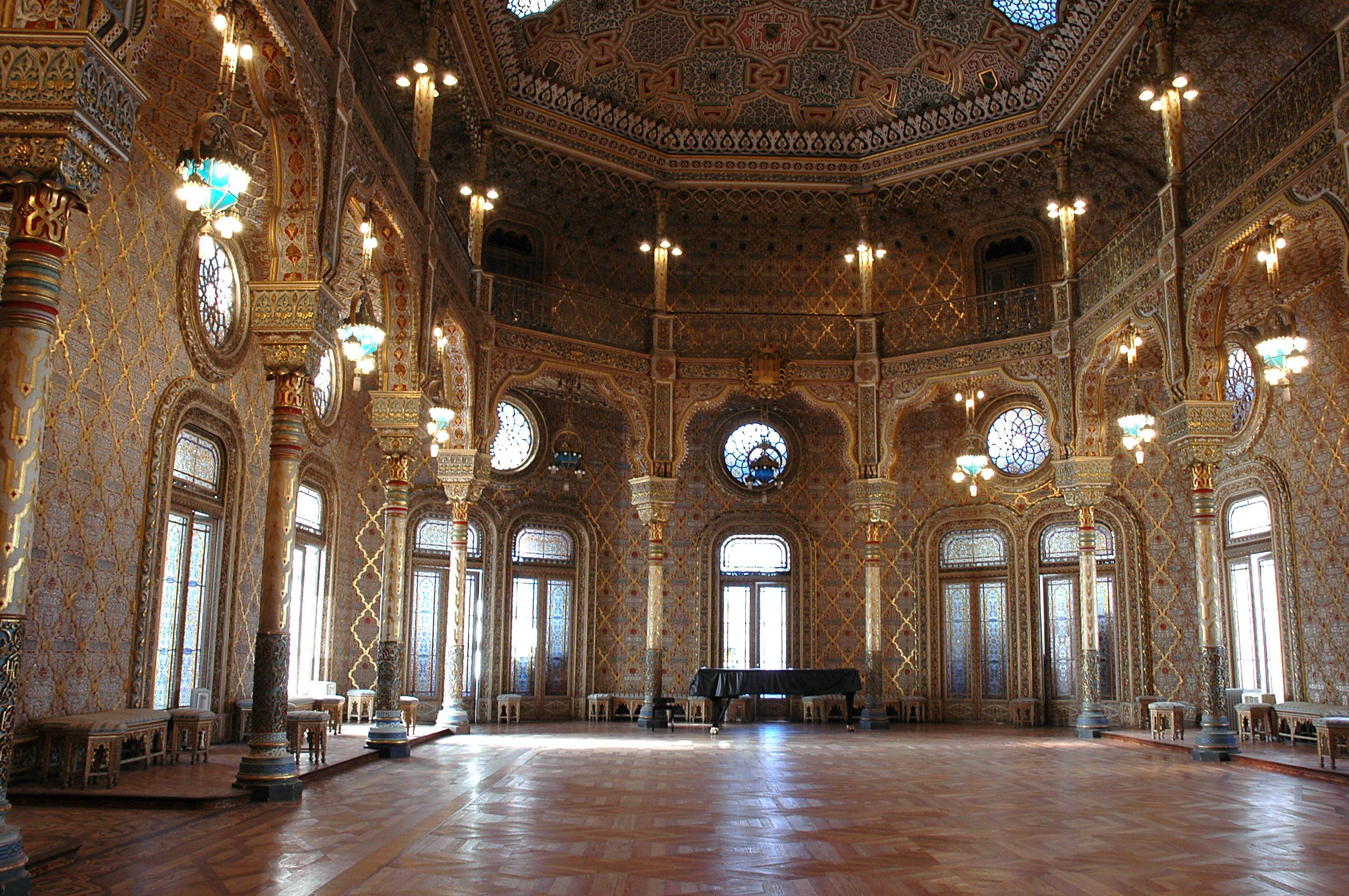 Things to Do in Porto: Visit Palácio da Bolsa