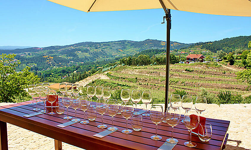 Portugal Wine Regions - Vinho Verde