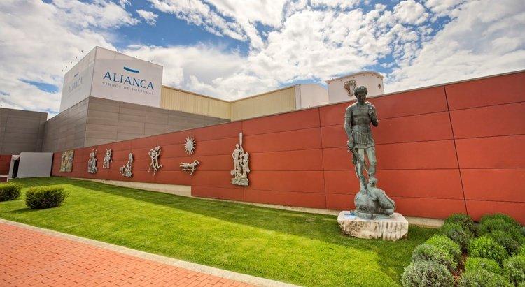 alianca_underground_museum, adega_mayor, wineries in portugal, most modern wineries in portugal, best wine tours in portugal, best wineries in Portugal