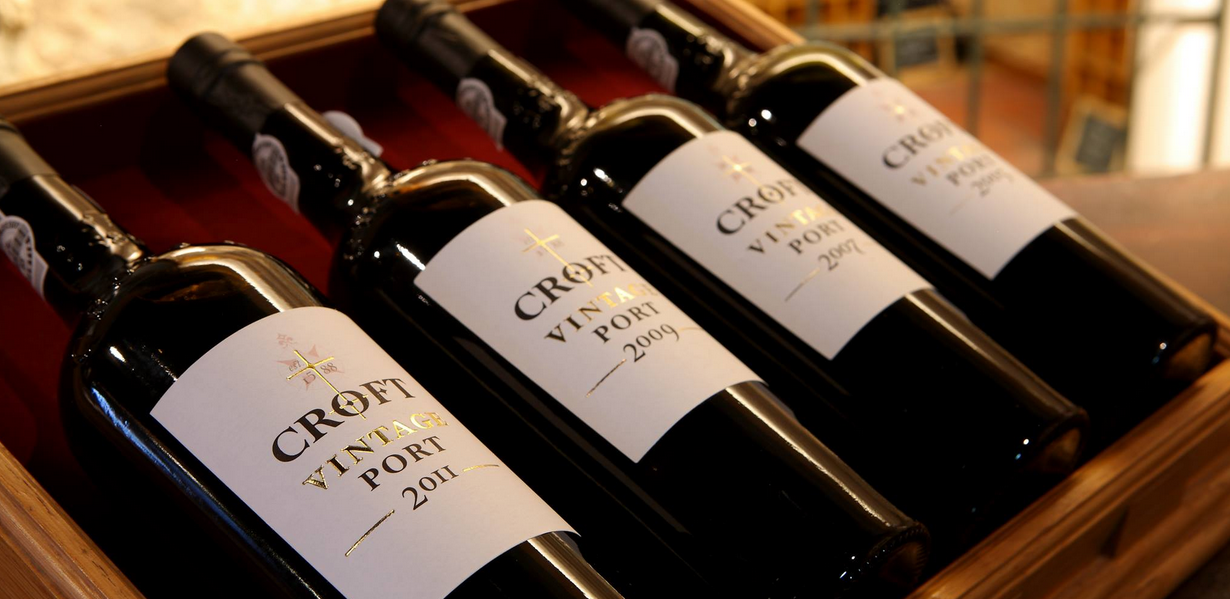 croft, Port wine, how to pack wine, luggage, wine travel