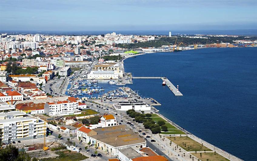 Setubal Peninsula Top Destinations - City of Setúbal