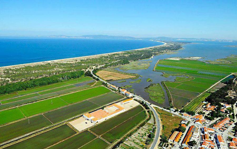 Setubal Peninsula Top Destinations - Herdade da Comporta