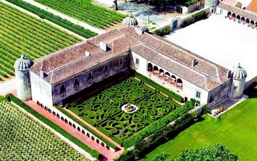 Bacalhoa Wine Estate - Palace and Museum