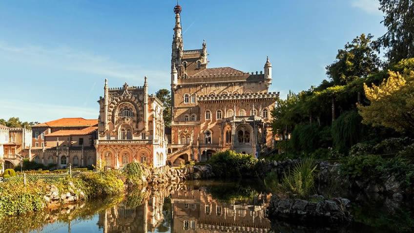 Bussaco Palace; Bairrada Region; Bairrada Wine