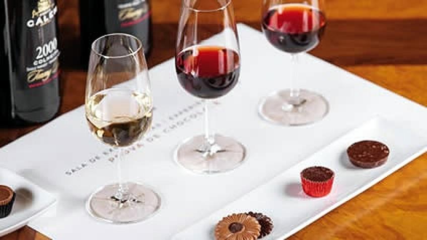 Calem Cellars; Port Wine Tasting; Fado Concert in Porto