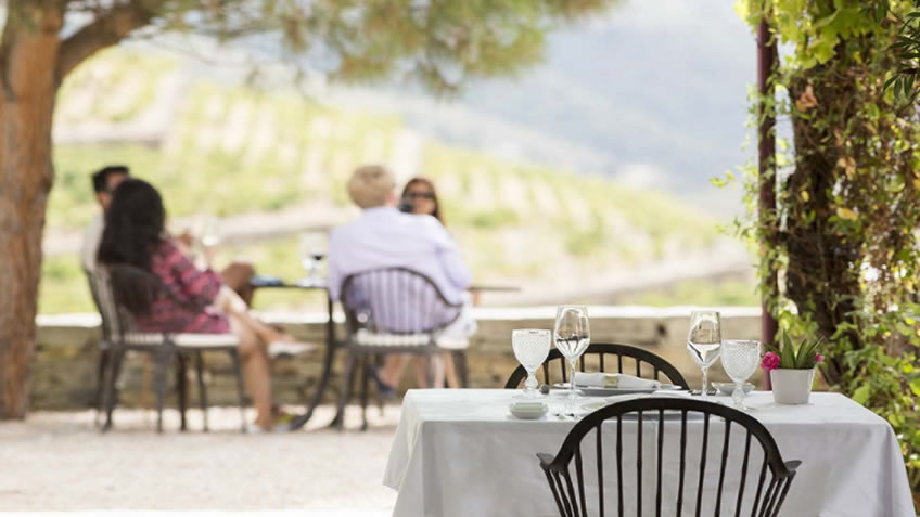 Conceitus Winery Restaurant - Esplanada